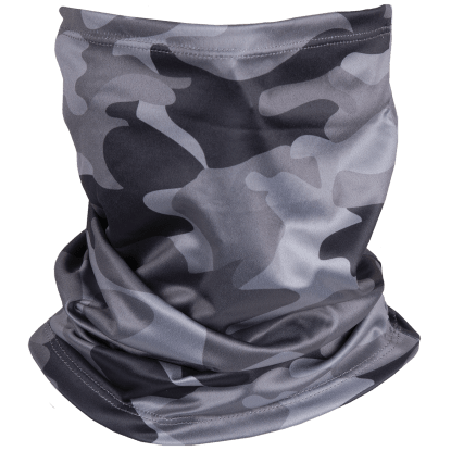 Picture of Black Camo Gaiter Face Mask
