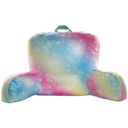 Picture of Shimmering Rainbow Lounge Pillow