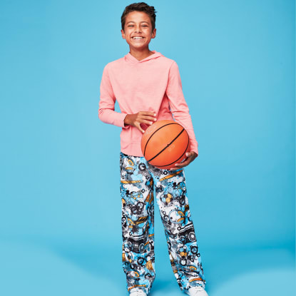 Picture of Street Sports Plush Pants