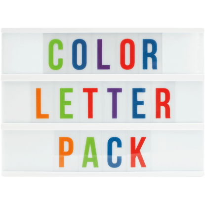 Picture of A6 Color Letter Pack