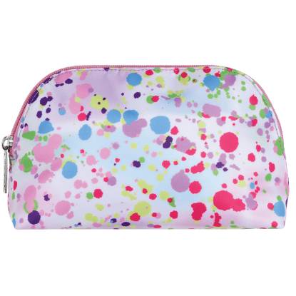 Picture of Confetti Oval Cosmetic Bag