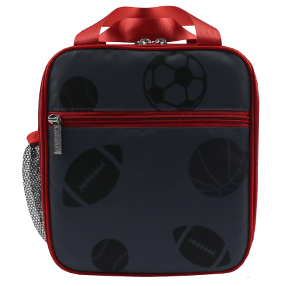 Picture of Sports Embossed Lunch Tote