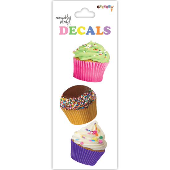 Picture of Cupcakes Decals Small