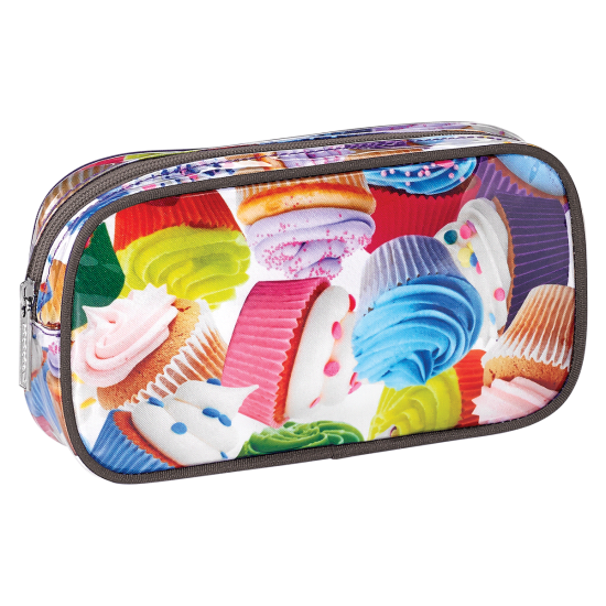 Picture of Cupcakes Small Cosmetic Bag