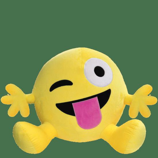 Picture of Crazy Face Emoji Bestie