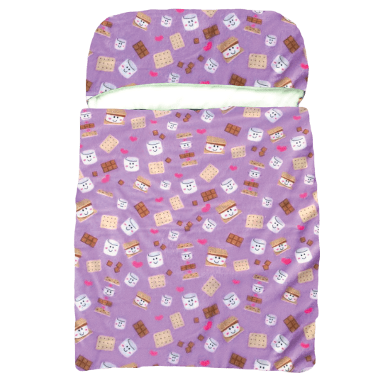 Picture of S'mores  Sleeping Bag