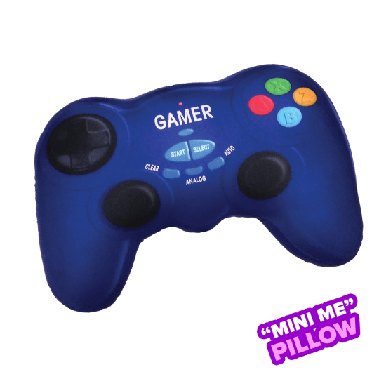 Picture of Mini Gamer Scented Microbead Pillow