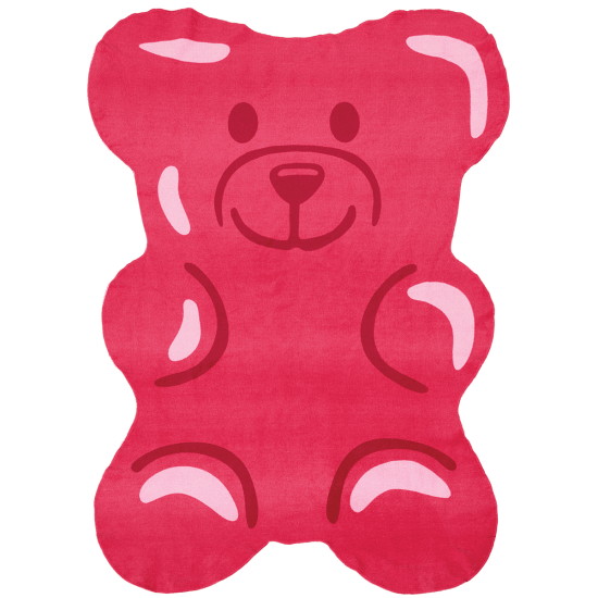 Picture of Gummy Bear Oversized Towel