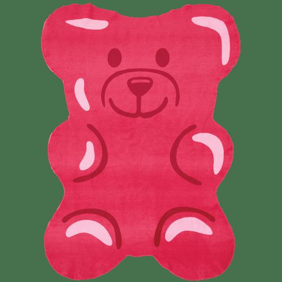 gummy bear oversized towel iscream