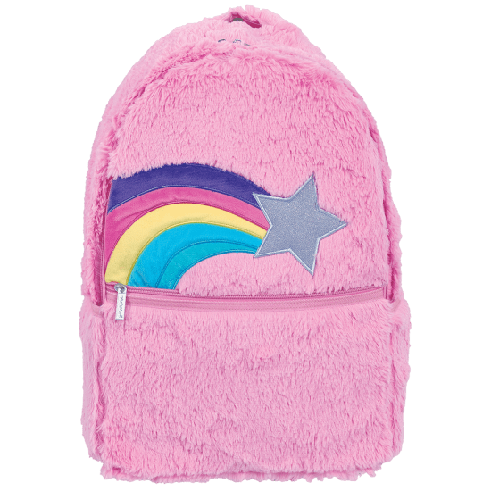 Picture of Shooting Star Furry Backpack