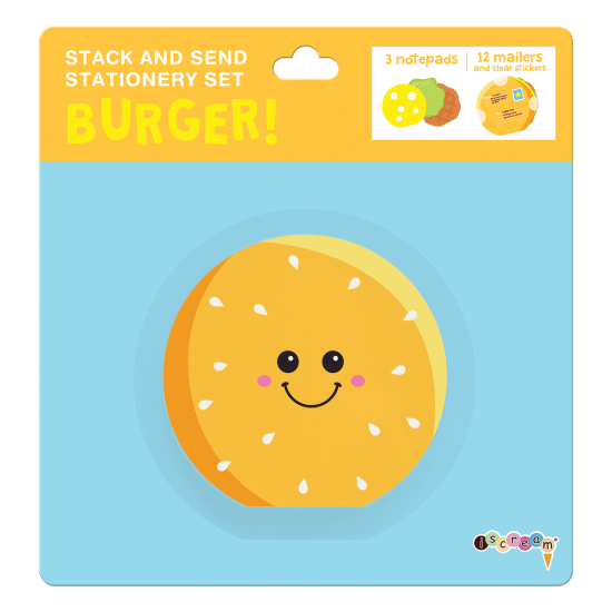 Picture of Burger Stack & Send Stationery