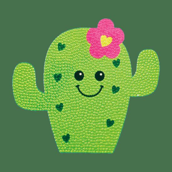 Picture of Cactus Rhinestone Decals