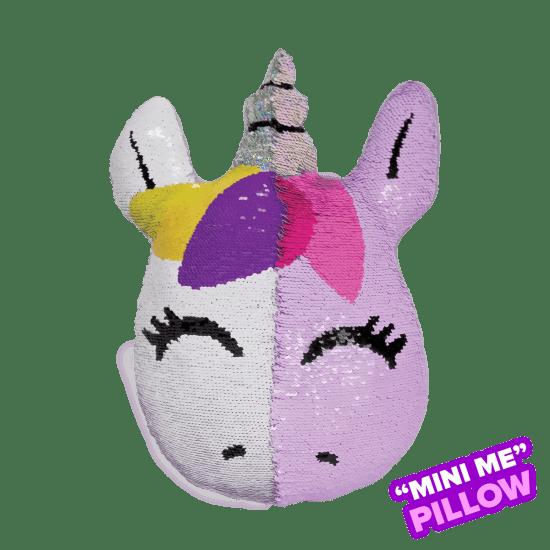 Picture of Mini Unicorn Reversible Sequin Pillow