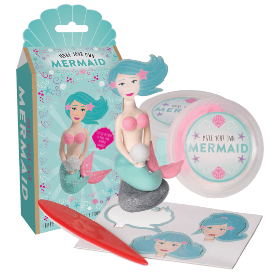 Picture of Make Your Own Mermaid DIY Kit
