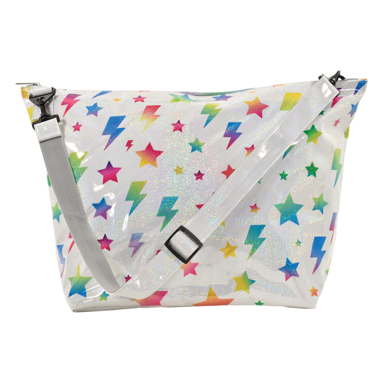 Stars And Lightning Weekender Bag