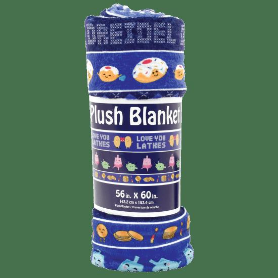 Picture of Hanukkah Plush Blanket