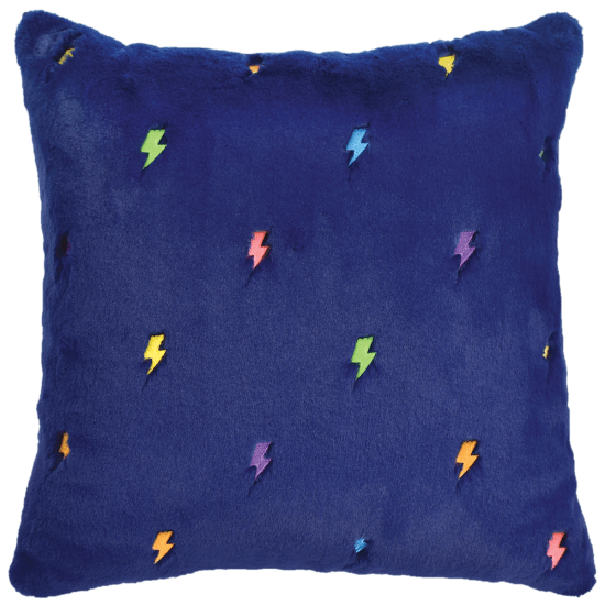 Picture of Lightning Embroidered Pillow