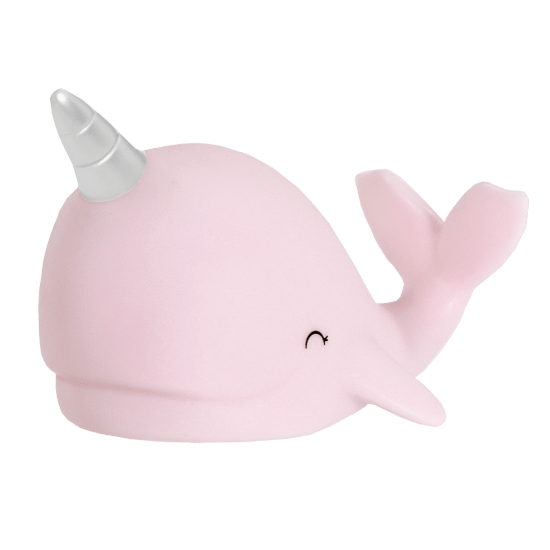 Picture of Baby Narwhal Night Light