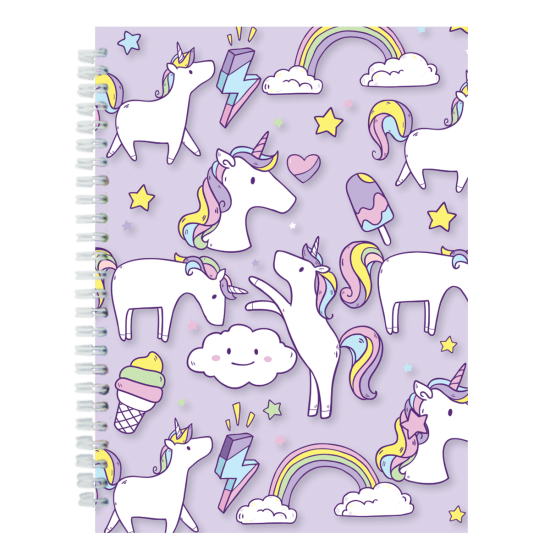 Picture of Unicorn Wishes 3D Journal