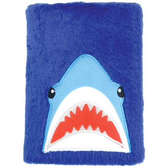 Picture of Shark Furry Journal