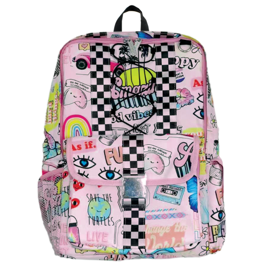 Picture of Patches Backpack