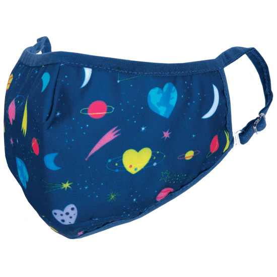 Picture of Heart Space Face Mask
