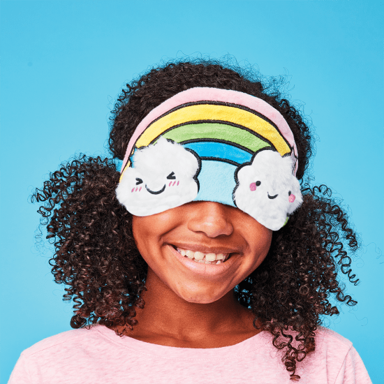 Picture of Happy Rainbow Eye Mask