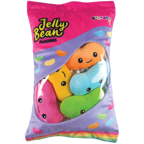 Picture of Jelly Beans Fleece Pillow