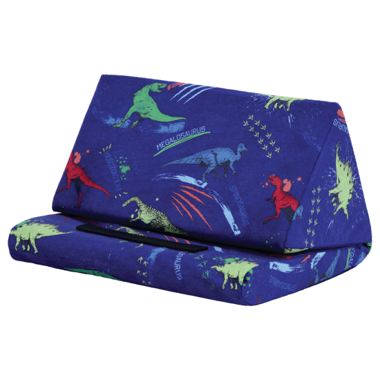 Picture of Dinosaur Tracks Tablet Pillow