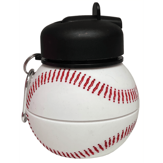 Picture of Baseball Collapsible Water Bottle