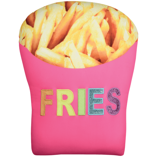Picture of Fancy French Fries Scented Microbead Pillow