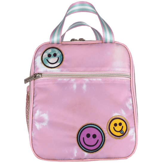 Picture of Be All Smiles Patches Lunch Tote
