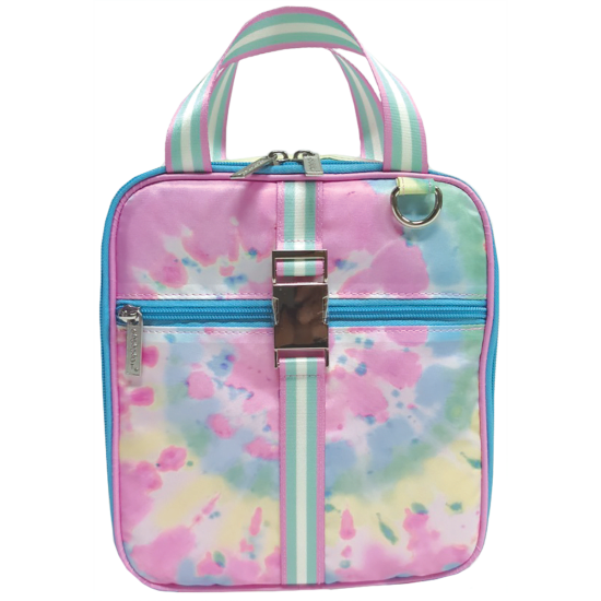 Picture of Swirl Tie Dye Lunch Tote