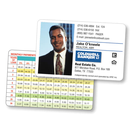 Picture for category Full-Color Wallet Cards