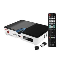 Fantasia Maxx Cinebox  - HD WiFi IPTV 3D 3 Tuner TV