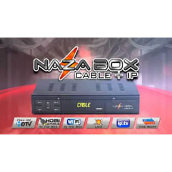Receptor Nazabox Cable + IP