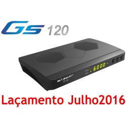 Receptor Globalsat GS 120 HD - IKS SKS IPTV