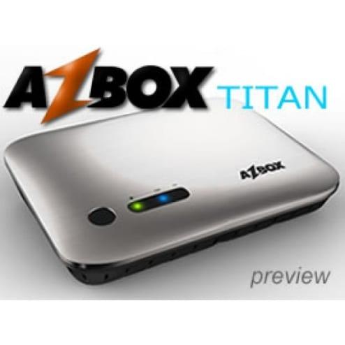 Azbox Titan 2 Tunner