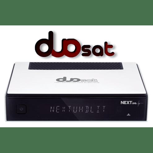 Receptor DUOSAT NEXT UHD LITE - ONDEMAND IKS SKS 4K ACM