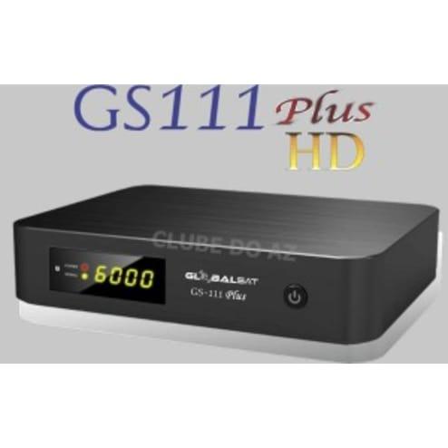 Receptor  Globalsat GS 111 Plus