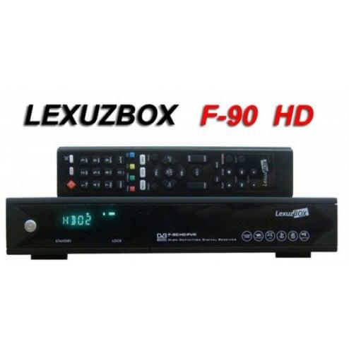 Lexuzbox f90 HD