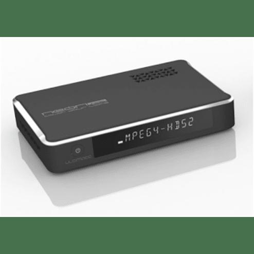 RECEPTOR NEONSAT TITANIUM - WIFI H265 HD ANDROID