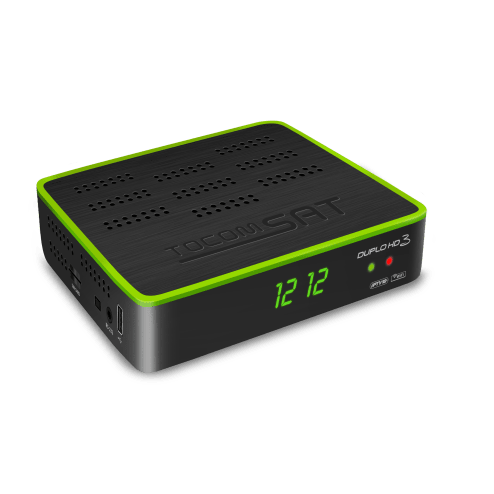 TOCOMSAT Duplo 3 HD Wifi IPTV IKS SKS