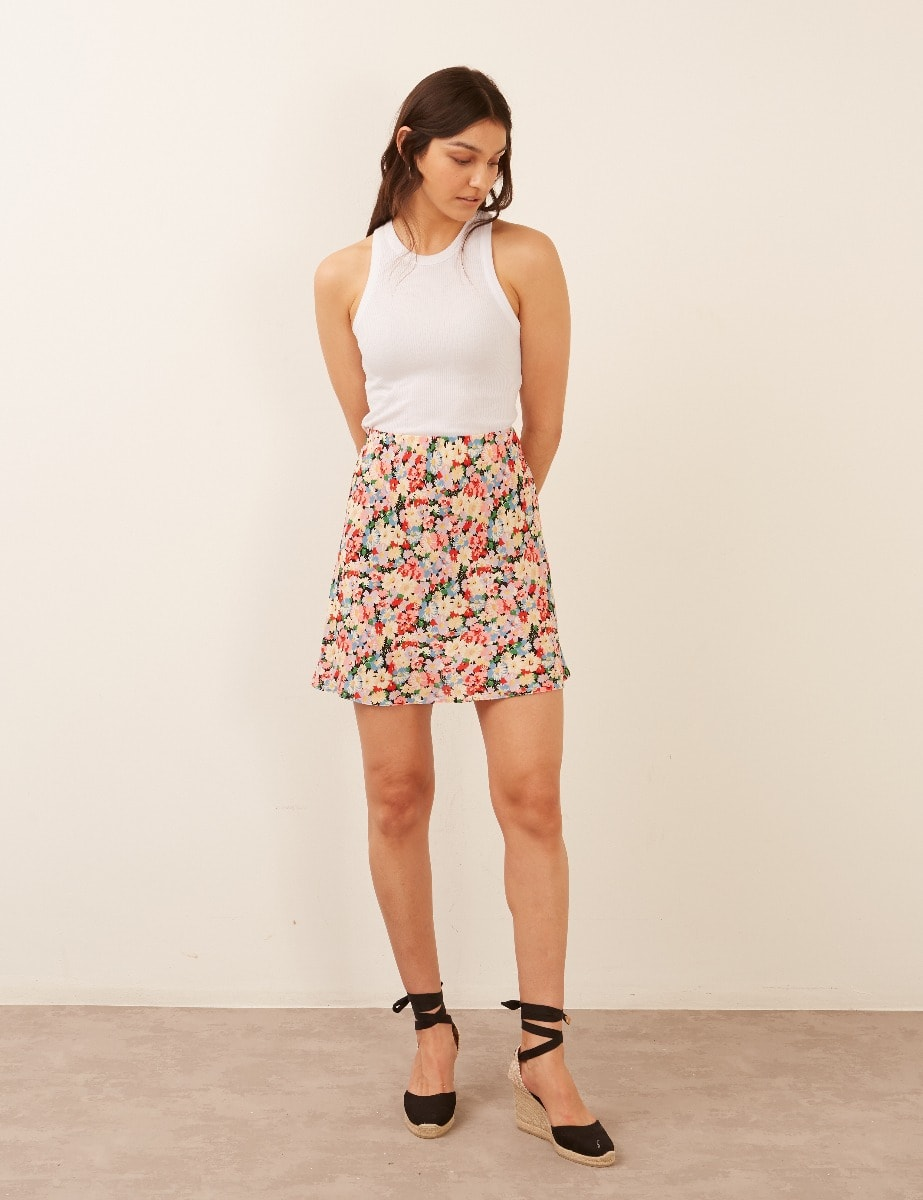 Camillia Mini Skirt
