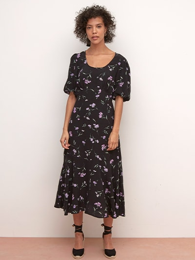 Rosa Midi Dress
