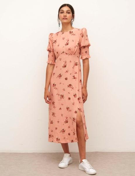 Luna Midi Dress