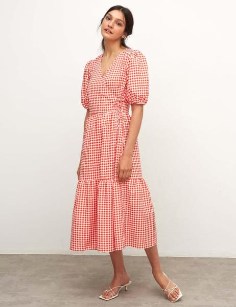 Nina Midi Dress