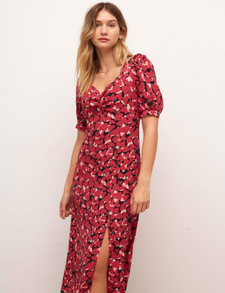 Rosie Midi Dress
