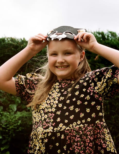 Somebody's Child Rochelle Mini Dress