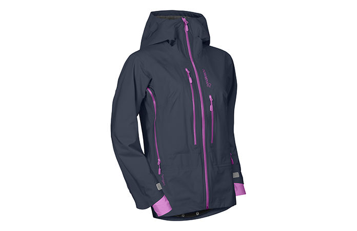 Norrona lyngen driflex3 jacket for women